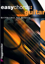 Cover von Easy Chords Guitar