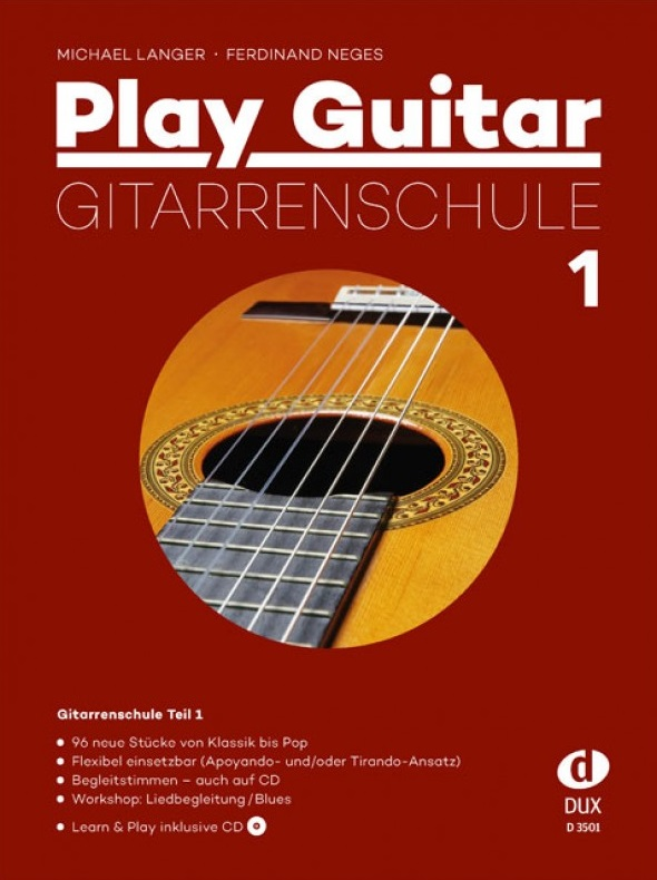 Cover von Play Guitar 1